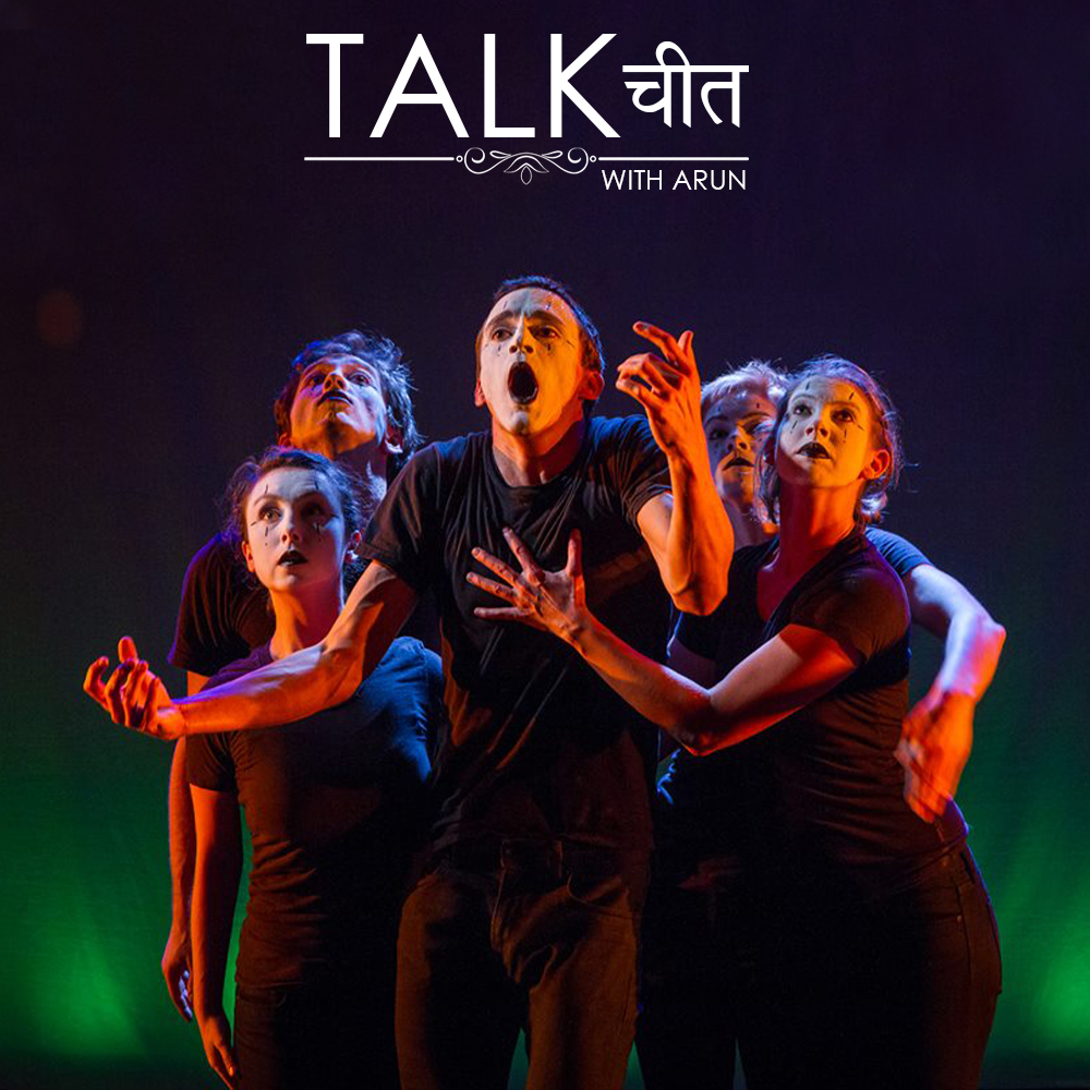 Talkचीत_with_Arun